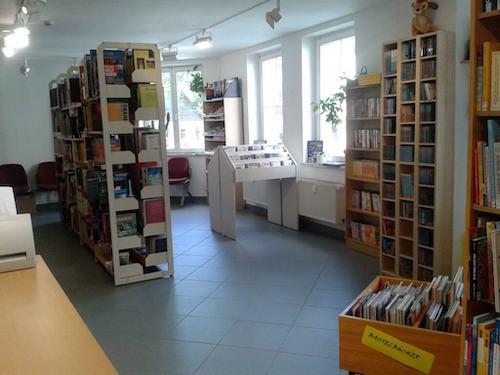 Bibliothek Seiffen