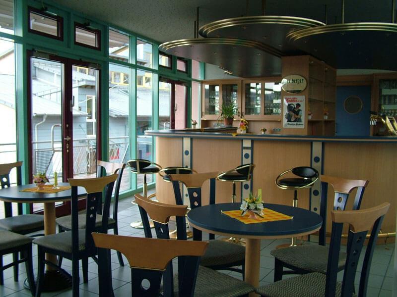 Bar im Haus des Gastes Seiffen