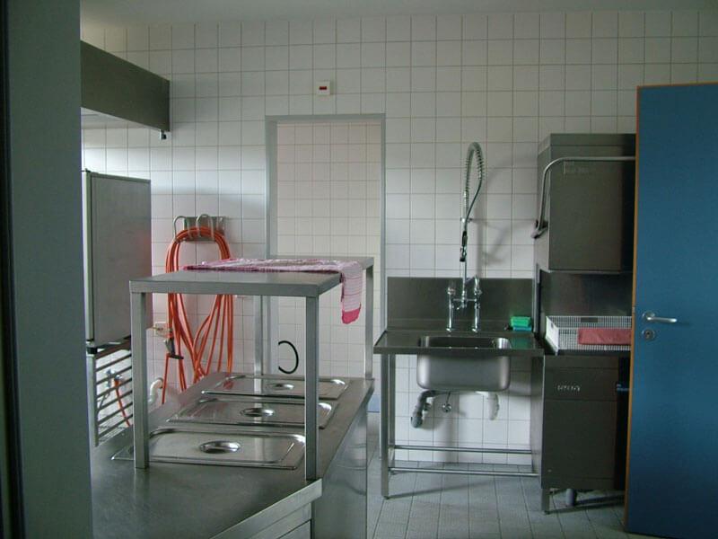 Haus des Gastes Seiffen Küche