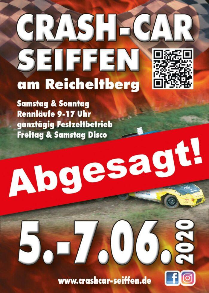 ENTFÄLLT 14. Crash Car Rennen @ Motocross-Strecke am Reicheltberg | Kurort Seiffen/Erzgeb. | Sachsen | Deutschland