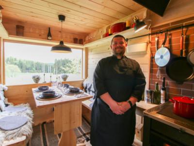 """""""VORWERK-Genusshütte – das kleinste Restaurant Sachsens"""" 4"""