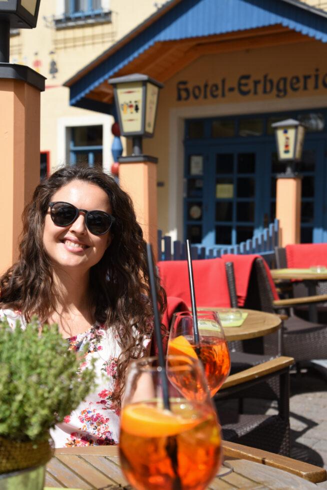 Buntes Haus-Hotel Erbgericht