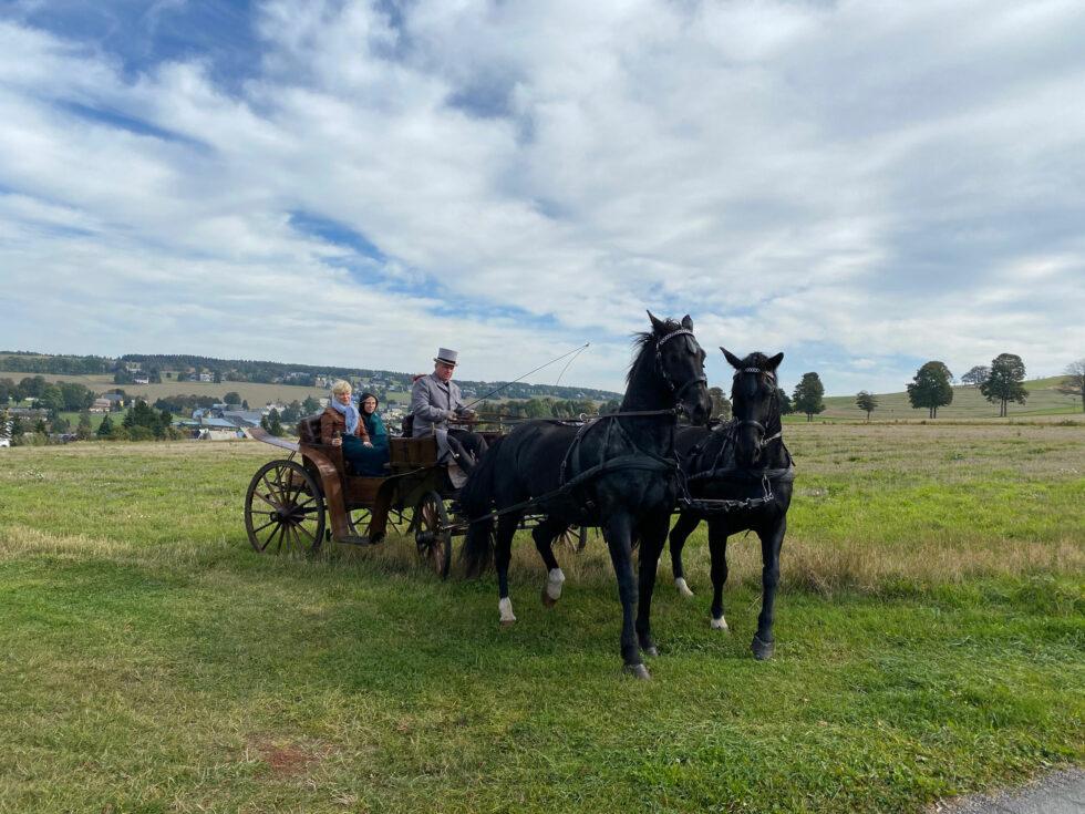 Auf dem Rücken der Pferde 3