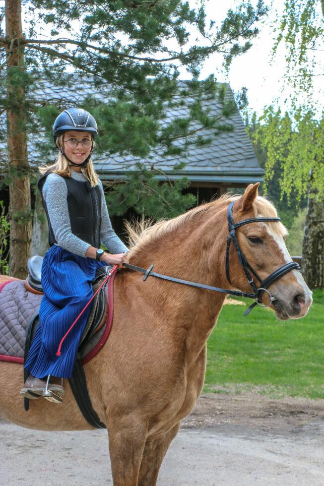 Auf dem Rücken der Pferde 1