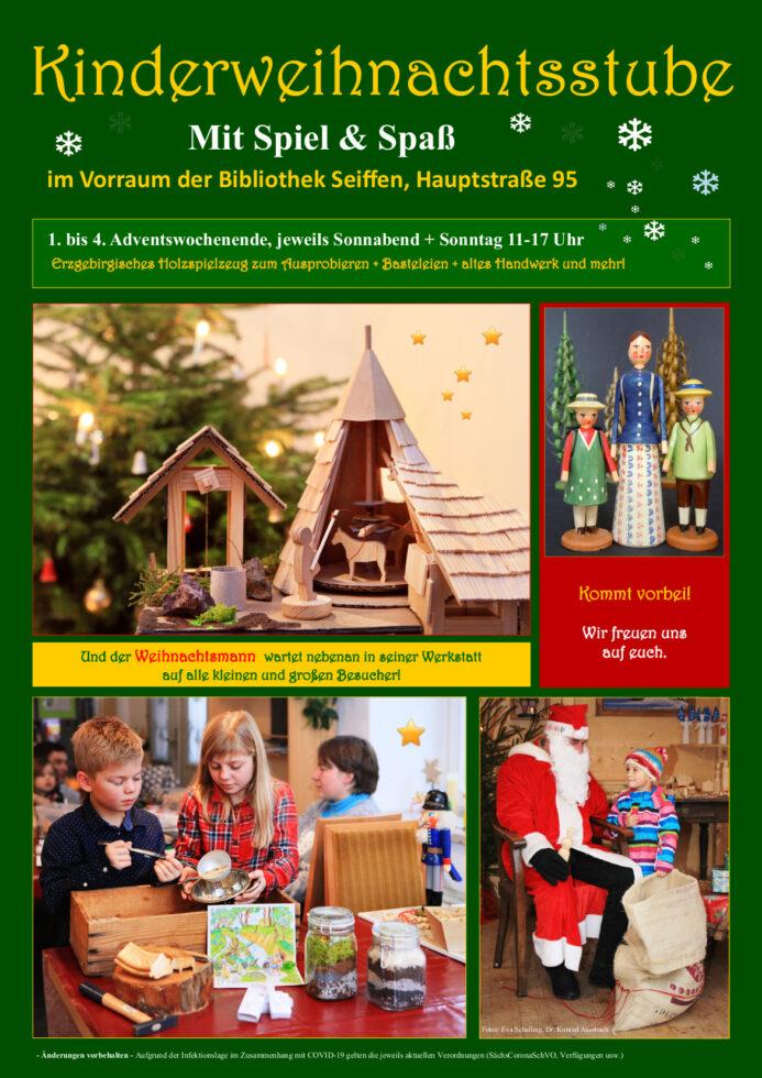 Kinderweihnachtsstube