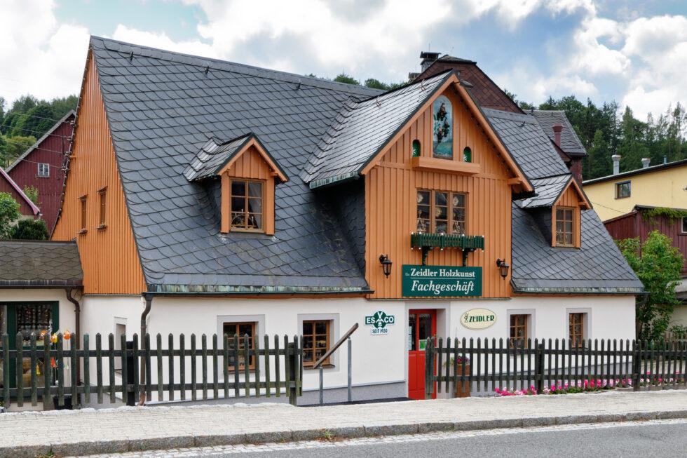 Zeidler Holzkunst GmbH-Fachgeschäft