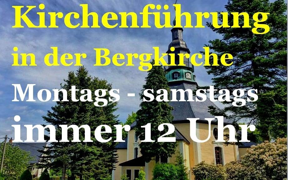 Kirchenführung mit kleinem Orgelspiel 1