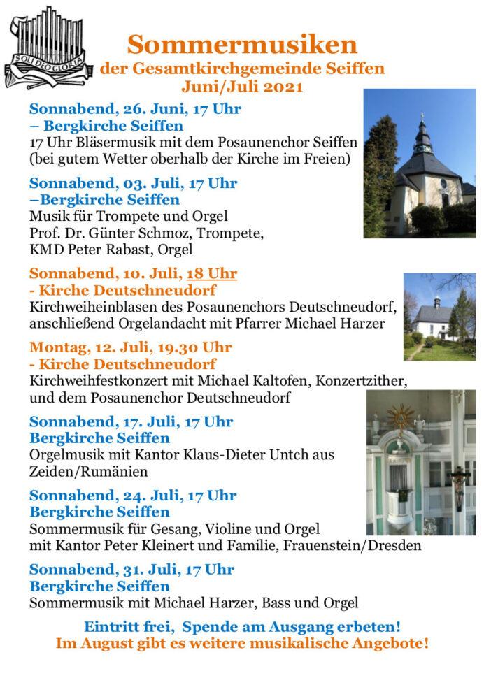 Sommermusik in der Bergkirche 8