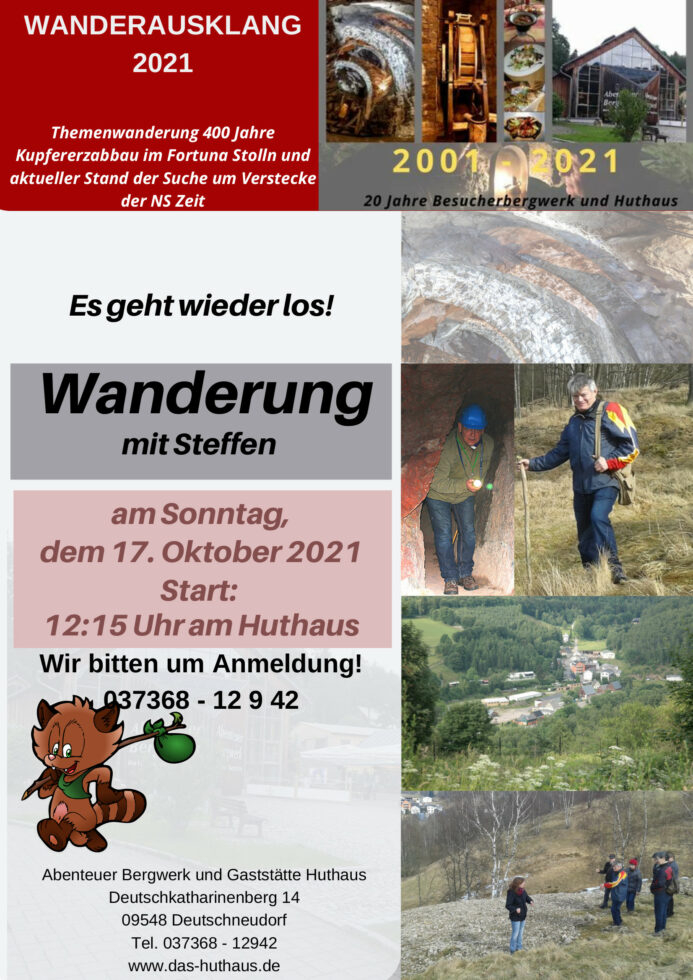 Wanderung Deutschneudorf 17.Oktober 2021 1