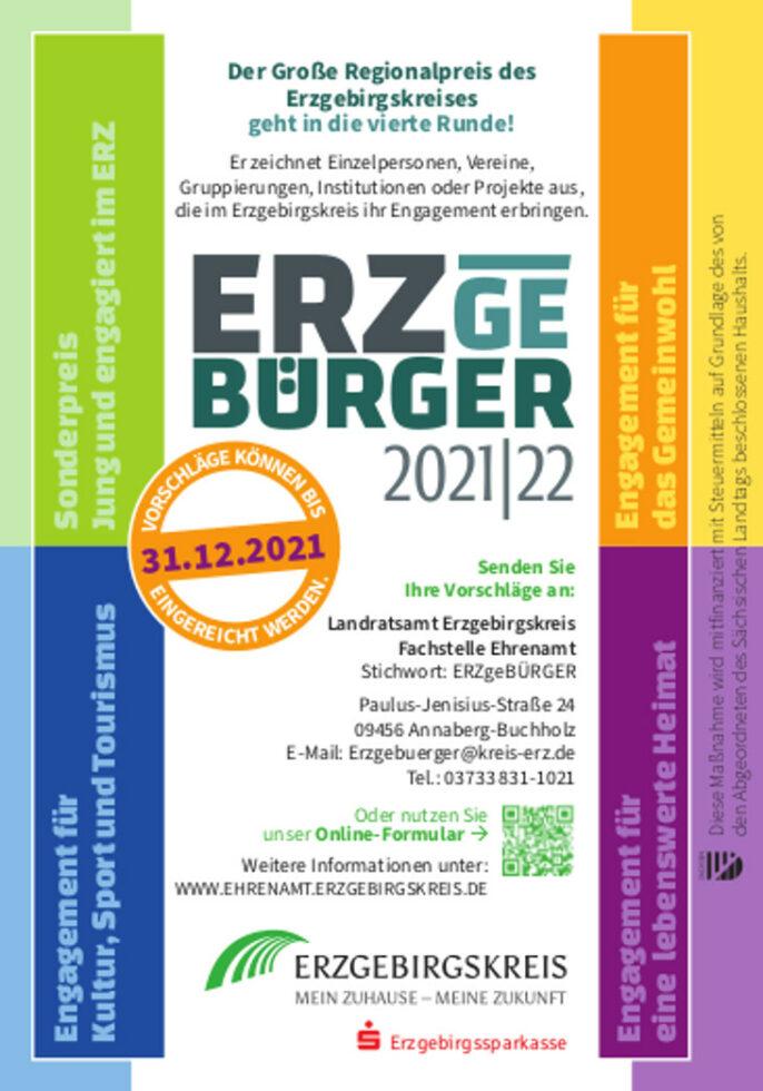 Neuauslobung ERZgeBÜRGER 2021/22 1